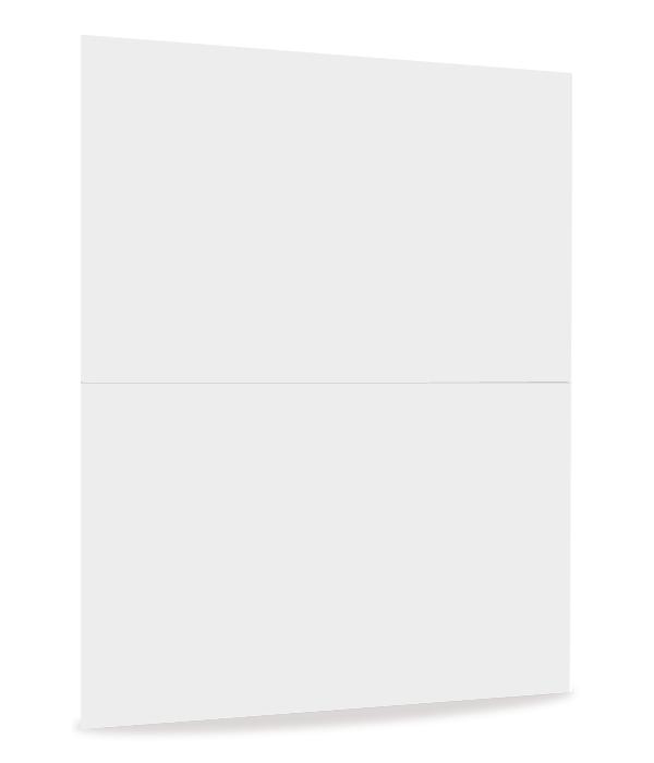 Blanco rouwbrief 1