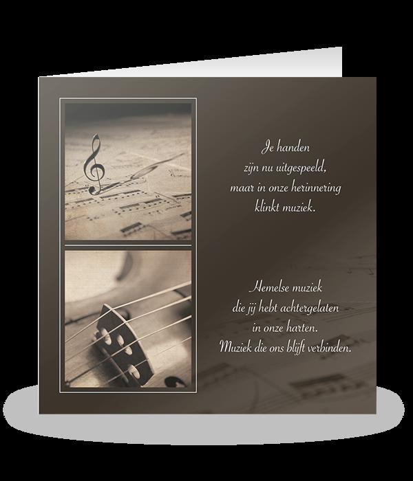 Muziekserie met viool 1